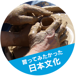 習ってみたかった日本文化