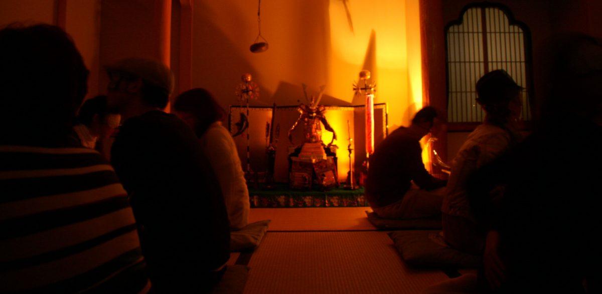 ブラインドレストラン『暗闇ごはん』が11月13日に開催