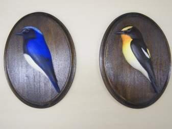 世田谷【鳥好き必見木を彫ってアート作品を作ろう】バードカービングでレリーフづくり