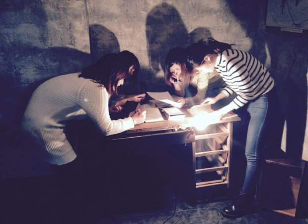 東新宿【仲間と一緒に謎を解く脱出ゲーム】閉じ込められた牢屋からの脱出Ⅱ