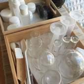 混ぜあわせたりする作業を通して優しい香りがすると癒やされます
