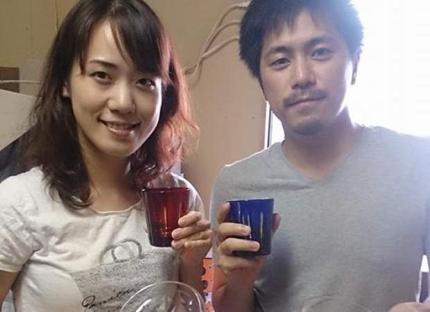 亀戸【ディズニー公認の職人が教える江戸切子づくり】江戸切子のお皿とグラスの欲張りプラン