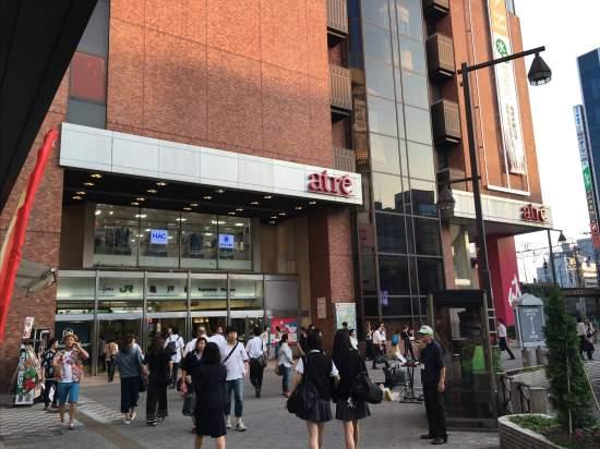亀戸駅北口より徒歩4分です