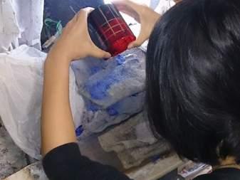 亀戸【ディズニー公認の職人が教える江戸切子づくり】風流なマイグラス作り