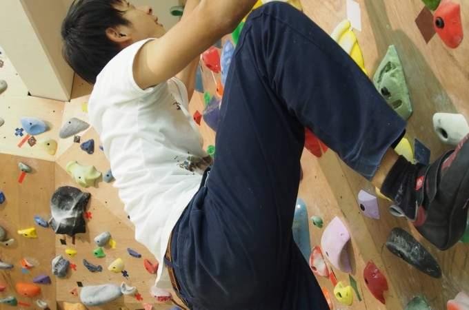 四ツ谷【パズル感覚でよじ登り!通常プラン】駅徒歩一分のボルダリングジム体験