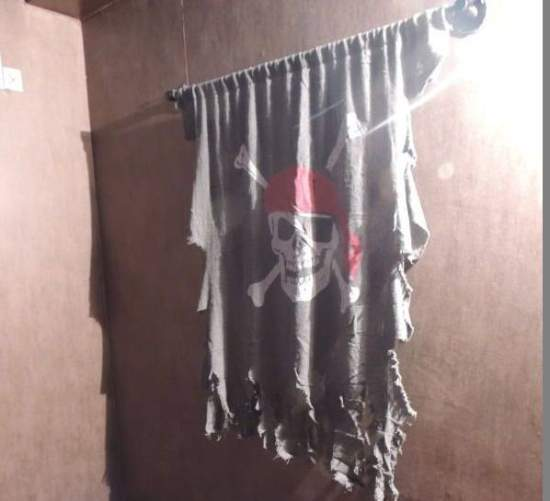 船内は海賊たちが仕掛けた罠がいっぱいです。