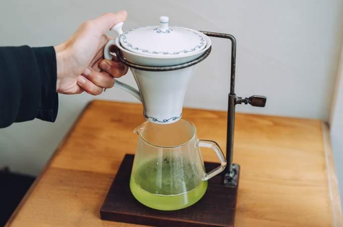 【日本茶体験レッスン】オシャレに楽しむ日本茶エンターテイメント☆